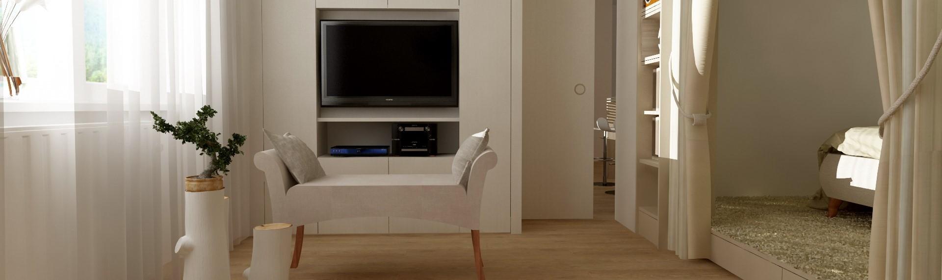 1-izbový byt, Wilsonová ul., Bratislava